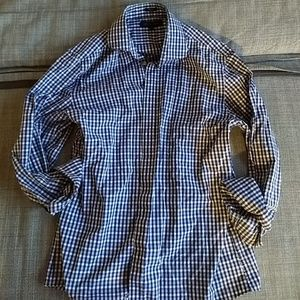 Tommy Hilfiger 15 1/2 34-35 slim fit shirt